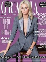 Grazia Magazine [Italy] (23 December 2014)