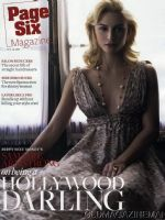 Page Six Magazine [United States] (14 October 2007)