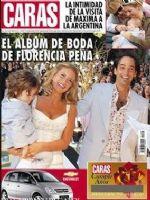 Caras Magazine [Argentina] (13 December 2005)