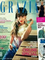 Grazia Magazine [India] (July 2013)