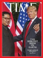 Time Magazine [United States] (25 June 2018)