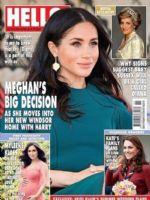 Hello! Magazine [United Kingdom] (8 April 2019)