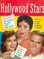 Hollywood Stars Magazine [United States] (October 1956)