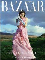 Harper's Bazaar Magazine [United Kingdom] (September 2018)