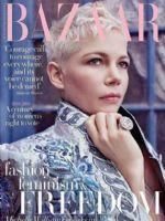 Harper's Bazaar Magazine [United Kingdom] (February 2018)