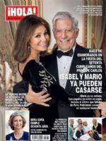 Hola! Magazine [Spain] (7 November 2018)