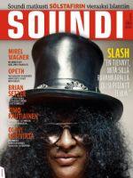 Soundi Magazine [Finland] (August 2014)