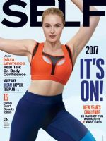 Self Magazine [United States] (February 2017)