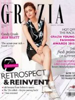 Grazia Magazine [India] (April 2015)