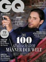 GQ Magazine [Germany] (May 2017)
