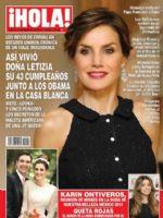 Hola! Magazine [Mexico] (23 September 2015)