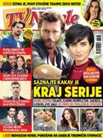 TV Novele Magazine [Serbia] (5 August 2019)