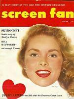 Screen fan Magazine [United States] (October 1952)