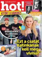 HOT! Magazine [Hungary] (31 May 2018)