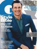 GQ Magazine [United States] (April 2015)