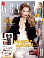 Grazia Magazine [Croatia] (December 2013)