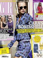Grazia Magazine [United Kingdom] (6 July 2015)
