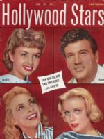Hollywood Stars Magazine [United States] (June 1955)
