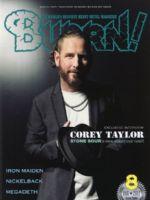 Burrn! Magazine [Japan] (August 2017)