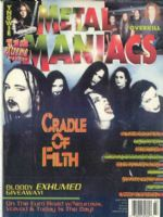 Metal Maniacs Magazine [United States] (March 2001)