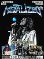 Metalized Magazine [Denmark] (April 2019)