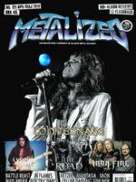 Metalized Magazine [Denmark] (April 2019)