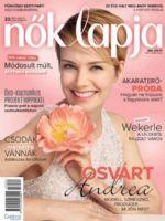 Nõk Lapja Magazine [Hungary] (31 May 2017)