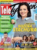 Tele Tydzień Magazine [Poland] (26 October 2018)