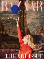 Harper's Bazaar Magazine [United Kingdom] (November 2018)