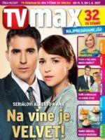 TV Max Magazine [Slovakia] (19 May 2017)