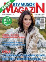 Kétheti RTV Műsormagazin Magazine [Hungary] (8 October 2018)