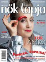 Nõk Lapja Magazine [Hungary] (19 September 2018)