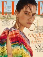 Elle Magazine [Poland] (August 2018)
