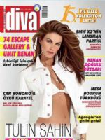 Diva Magazine [Turkey] (20 July 2018)