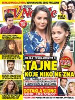 TV Novele Magazine [Serbia] (3 September 2018)