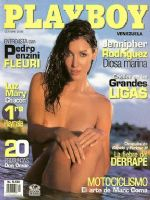Playboy Magazine [Venezuela] (October 2006)