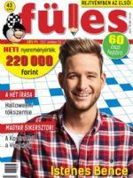 Fules Magazine [Hungary] (24 October 2017)