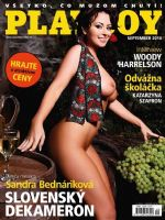 Playboy Magazine [Slovakia] (September 2010)