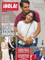Hola! Magazine [Argentina] (13 September 2016)