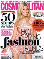 Cosmopolitan Magazine [United Kingdom] (March 2014)
