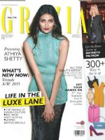 Grazia Magazine [India] (September 2015)