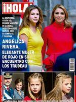 Hola! Magazine [Mexico] (26 October 2017)