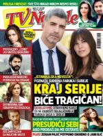 TV Novele Magazine [Serbia] (17 September 2018)