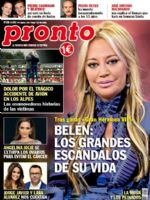 Pronto Magazine [Spain] (4 April 2015)