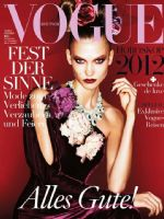 Vogue Magazine [Germany] (December 2011)