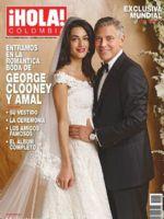 Hola! Magazine [Colombia] (9 October 2014)