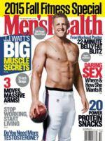 Men's Health Magazine [United States] (October 2015)