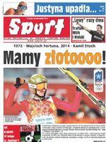 Sport Magazine [Poland] (10 February 2014)