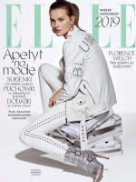 Elle Magazine [Poland] (January 2019)