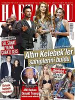 Haftasonu Magazine [Turkey] (16 November 2016)